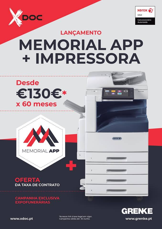 Campanha Memorial App